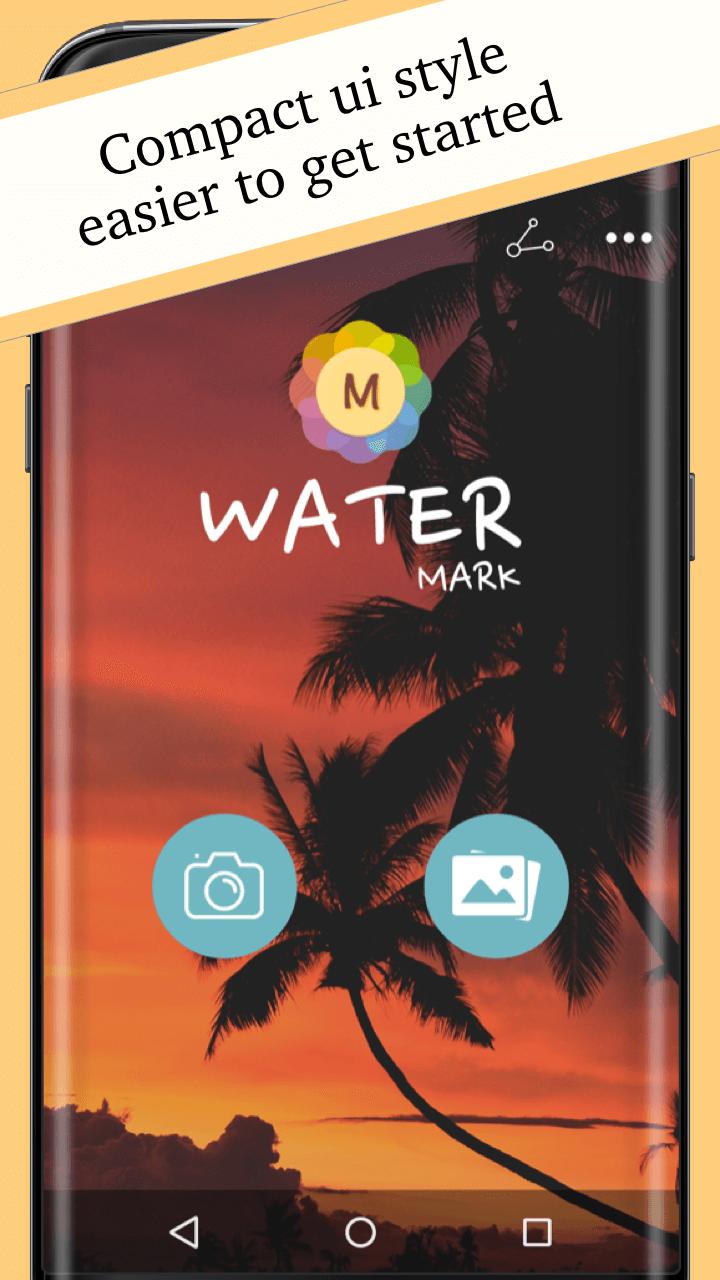 Photo Watermark Screenshot 0
