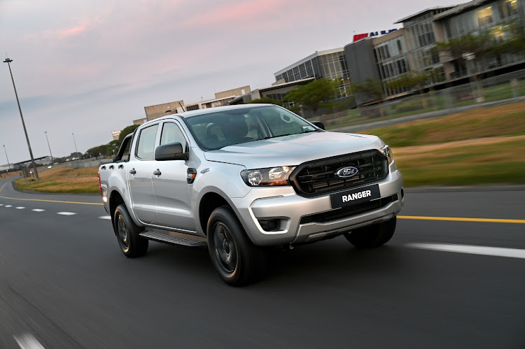 The Ranger XL Sport competes in a niche of lower powered and competitively priced off-roaders. Picture: SUPPLIED