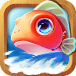 A Hungry Fish 3D Icon