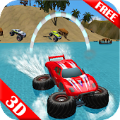 Beach Driving Buggy Surfer Sim