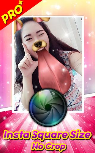 Selfie Snapchat Filters Effect