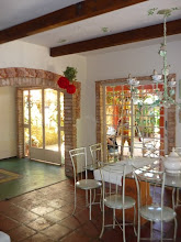Photo: Lugar arejado e iluminado, do jeito que amo. http://celiamartins.blogspot.com/