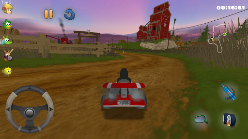 SuperTuxKart Beta  captures d'écran 1