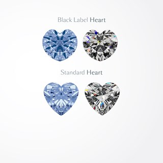 Black Label Heart