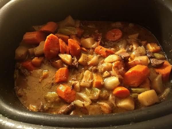 Venison Stew Aka: Clean Out The Fridge Stew Recipe