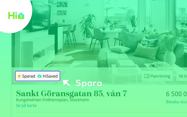 Hi Bostäder - Bilder på sålda bostäder