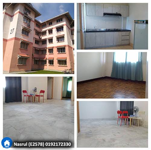 Apartment di Bukit Subang, Shah Alam