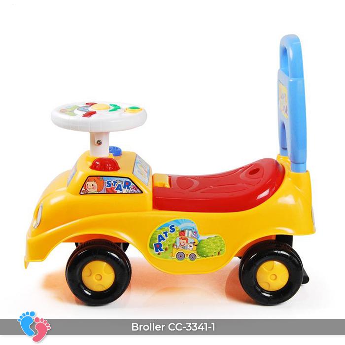 Xe chòi chân đồ chơi Broller CC-3341-1 4