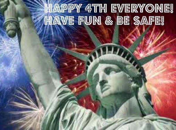 Happy 4th Of July! Recipe