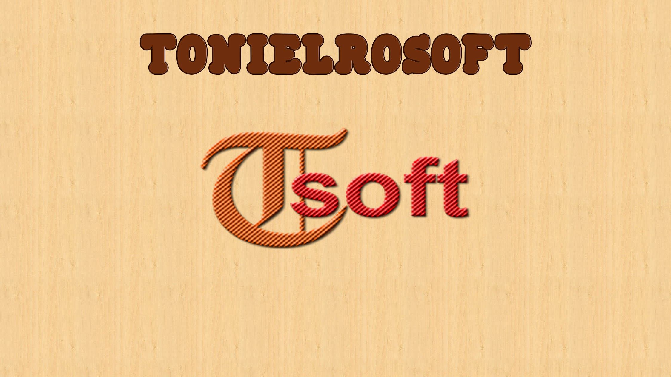 Tonielrosoft.