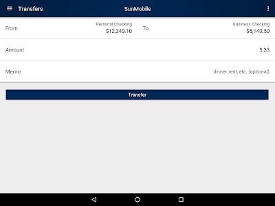 Sun National Bank screenshot 6