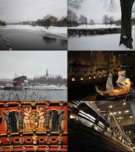Photo: Djurgården : park-en-museumeiland met o.a. het Vasa 1628 museet
