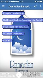 Download Doa Harian Ramadhan 2018 For PC Windows and Mac apk screenshot 2