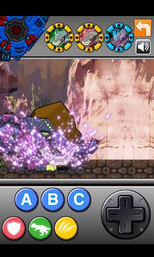Transform! Dino Robot - Mammoth 1.0.0 screenshots 4