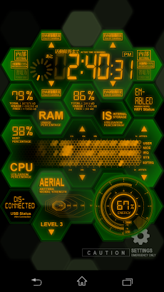 EVA System Monitorのおすすめ画像4