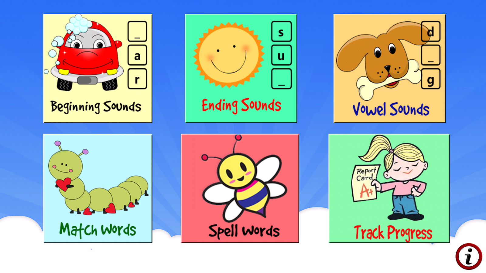 Worksheet Phonics For Kindergarten phonics reading kindergarten 1 android apps on google play screenshot