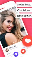 screenshot of inLove - Swipe Less, Chat More, Date Better