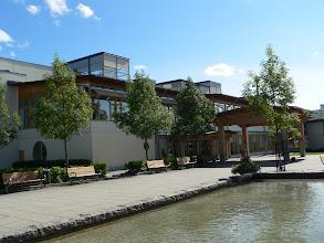 Photo: Jedna z budov univerzity