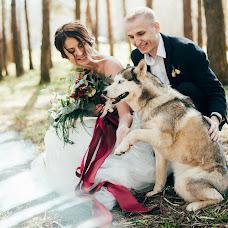 Wedding photographer Anna Samarskaya (NUTA21). Photo of 02.04.2018