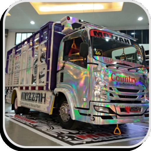 8800 Mobil Truk Modifikasi Sakera HD Terbaru