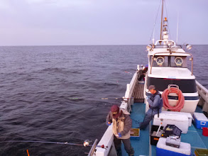 Photo: さあー、バンバン釣ってよー!