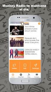 Monkey Radio - Música online - náhled