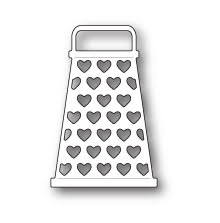 Memory Box Die - Grateful Hearts