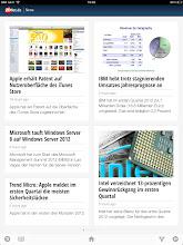 Photo: Google Currents: ZDNet.de-News