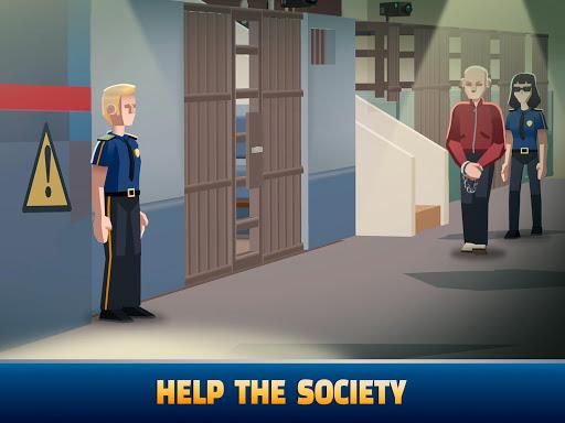 Idle Police Tycoon screenshot 9