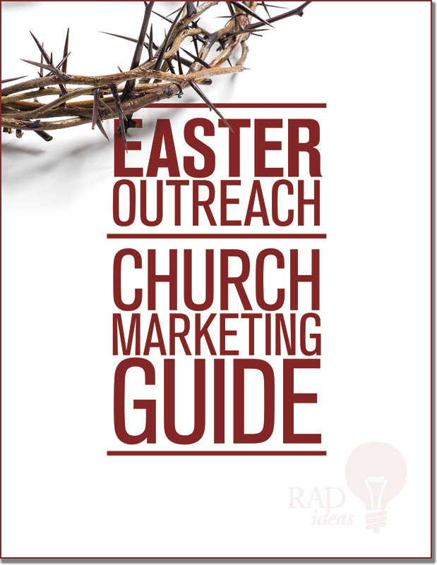 Market your Church for Easter, Easter Outreach