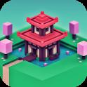 Japan Craft: Cube Exploration icon
