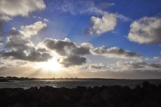 Photo: 15.09.13 - Reykjavik Eiðsgrandi - sundown