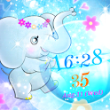 Elephant LiveWallpaper Trial icon