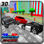 Toy Car Police Chase 3D 1.0 Apk