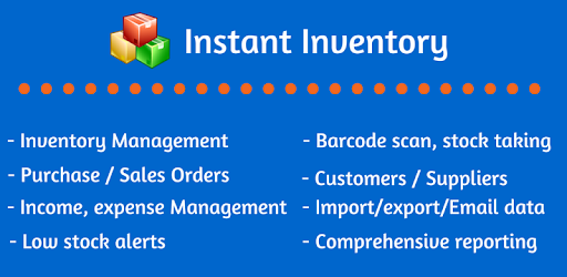 inventory purchase sales order apps on google play