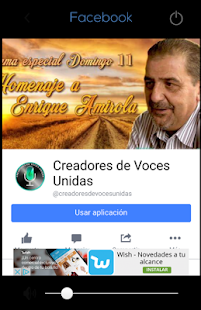 Creadores de Voces Unidas- screenshot thumbnail