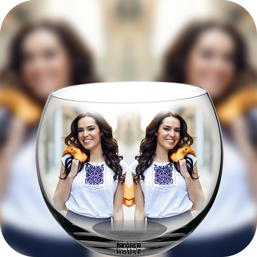 PIP Mirror Image : Photo Editor Effect