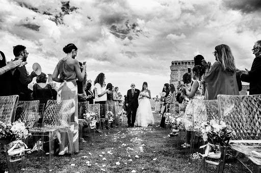 Fotografo di matrimoni Saverio Stenta (saveriofotograf). Foto del 10.11.2017