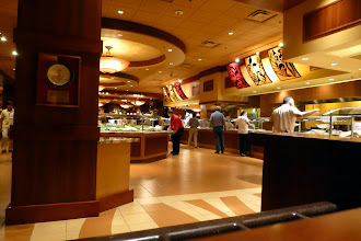"""Photo: """"The Buffet"""" at Eldorado, the highest-rated one in Reno."""
