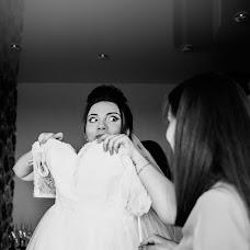Wedding photographer Elena Ryabukhova (Mathreshka). Photo of 07.10.2017