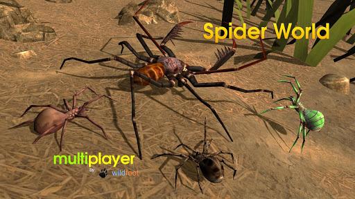 Spider World Multiplayer screenshot 9