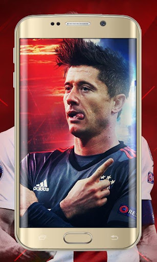 New Robert Lewandowski Wallpapers HD 2018 1.0 screenshots 8