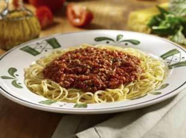 Yummy Spaghetti Sauce