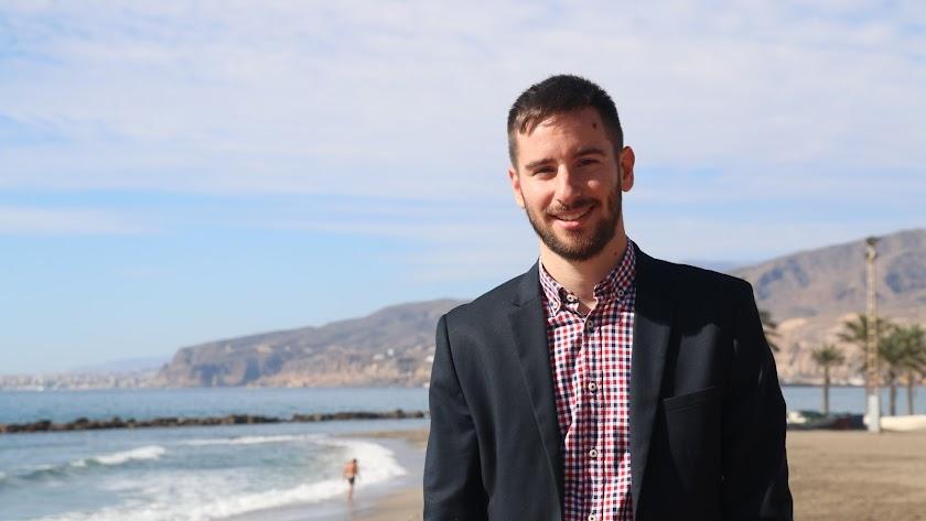 Mariano Bonillo Segura, en Almería