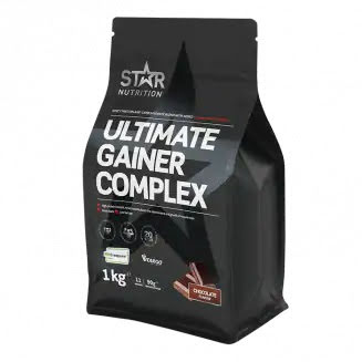 Ultimate Gainer Complex 1kg - Chocolate
