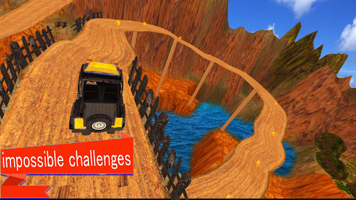 Mountain Hill Climbing Game : Offroad 4x4 Driving 1.0 screenshots 14
