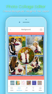 Photo Collage Editor : Scrapbook & Photo Editor - náhled