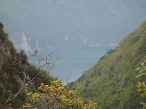 Photo: Prima vista del lago