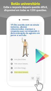 Download Simulado DETRAN Acaiaca MG 2019. For PC Windows and Mac apk screenshot 3