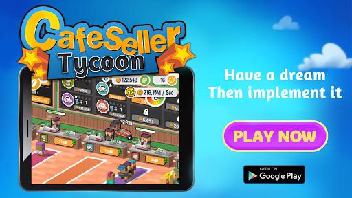 Cafe Seller Tycoon 1.1.1 screenshots 1